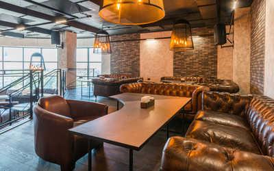 Банкетный зал ресторана Challenge на Генерала Белобородова фото 2