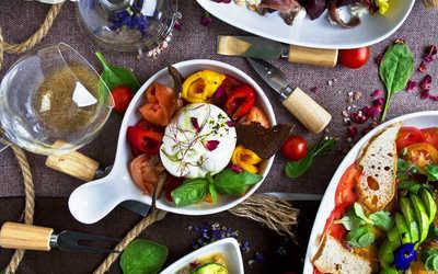 Меню ресторана Gavi (Гави) на Большой Дорогомиловской фото 2