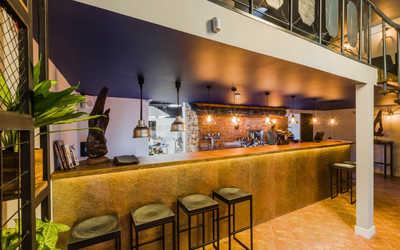 Банкеты ресторана The Line (Лайн) на Кирочной фото 2