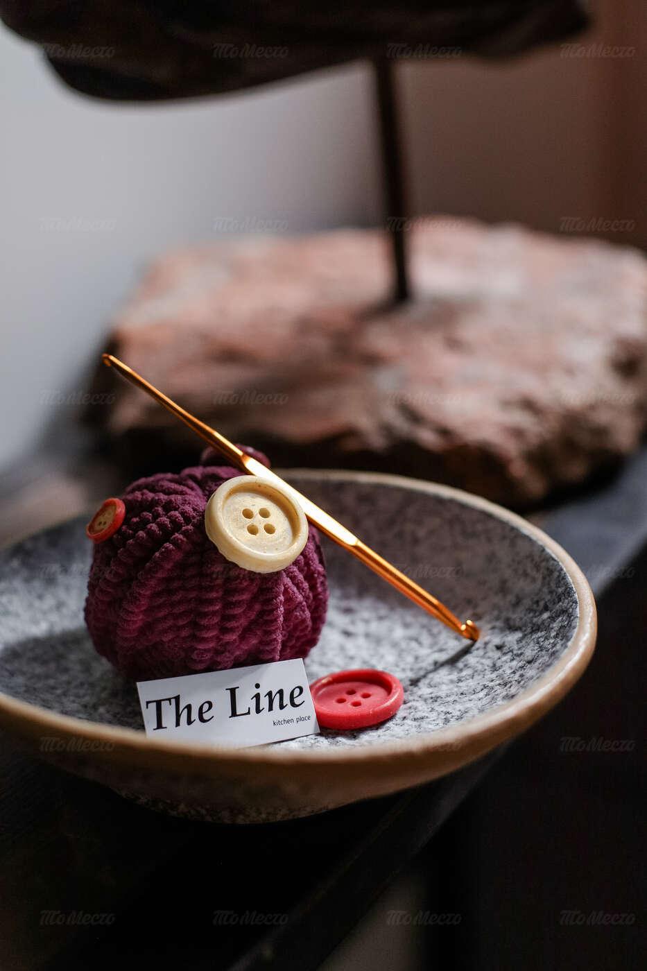 Меню ресторана The Line (Лайн) на Кирочной фото 13