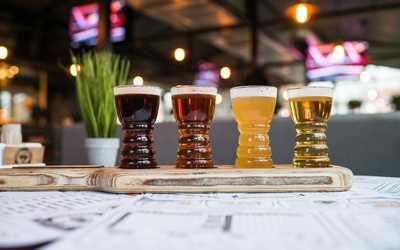 Меню ресторана Биргарден (Beergarden) на Академика Крылова фото 1