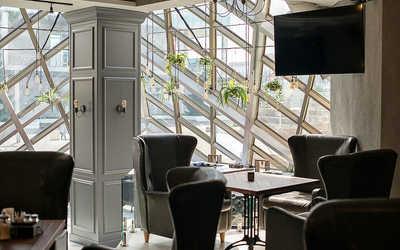 Банкетный зал стейк-хауса Мясо на Московской фото 2