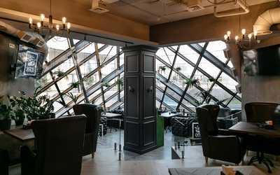 Банкетный зал стейк-хауса Мясо на Московской фото 1