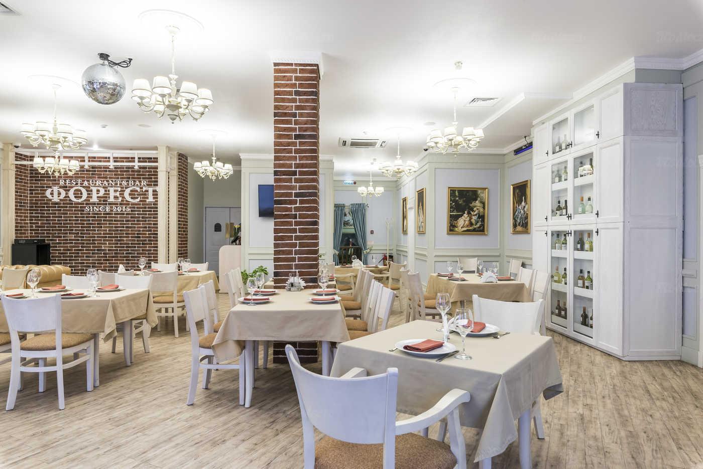 Ресторан Форест (Forest) на Металлургов
