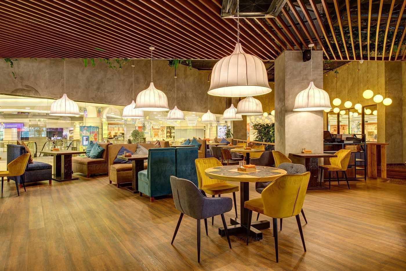 Ресторан Батат на Заневском пр.  фото 2