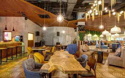 Банкетный зал ресторана Батат на Заневском пр.  фото 3