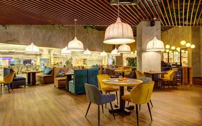 Банкетный зал ресторана Батат на Заневском пр.  фото 2