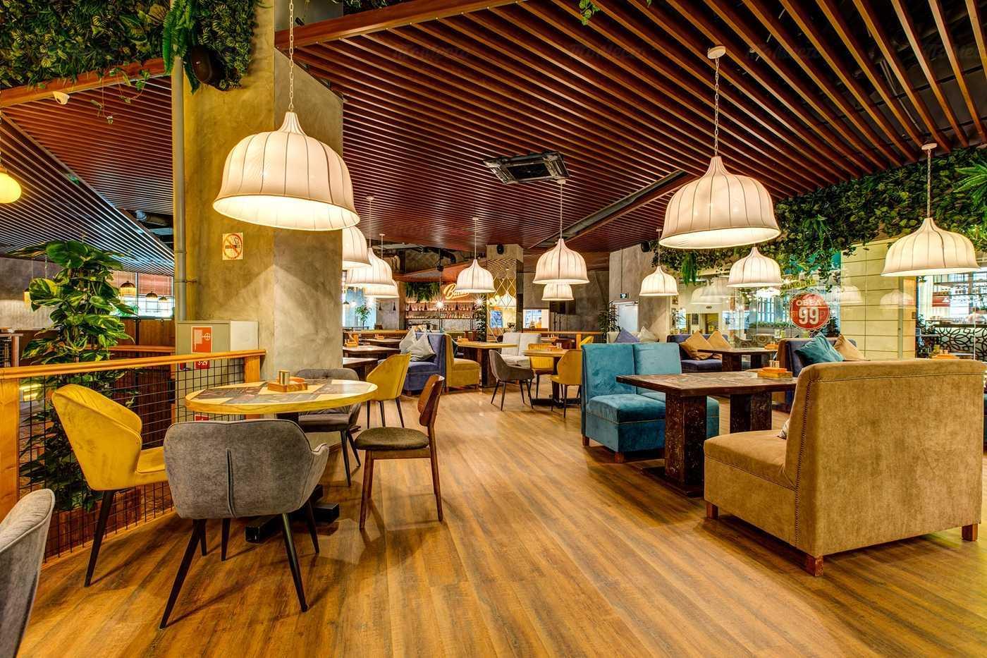 Ресторан Батат на Заневском пр.