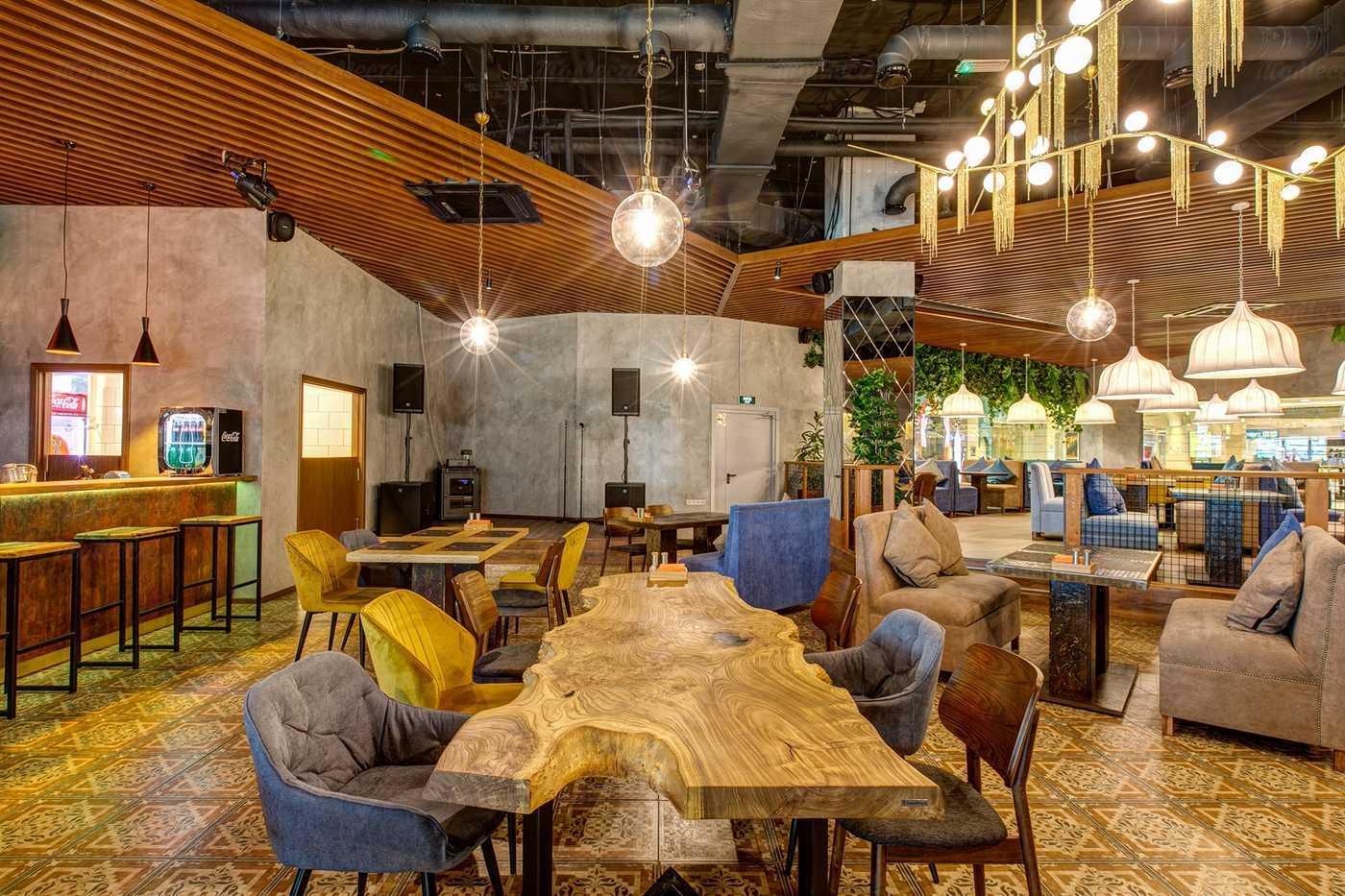 Ресторан Батат на Заневском пр.  фото 3