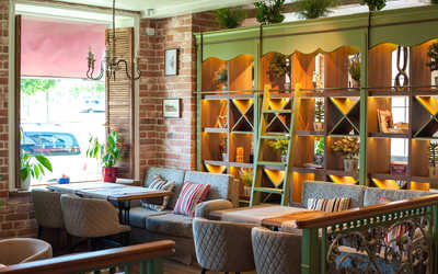 Банкеты ресторана Данини (Danini) на улице Архитектора Данини фото 2