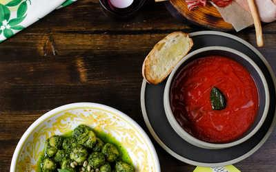 Меню ресторана Little Sicily на Марата фото 2