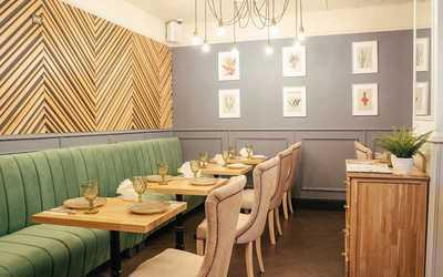Банкеты ресторана Гранат на Большой Сухаревской фото 2