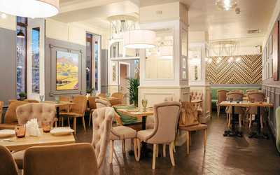 Банкеты ресторана Гранат на Большой Сухаревской фото 3
