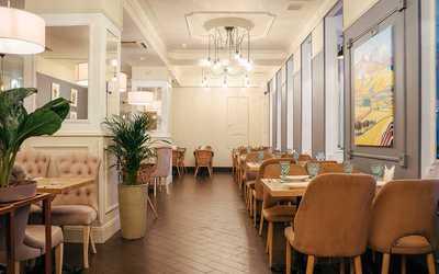 Банкеты ресторана Гранат на Большой Сухаревской фото 1