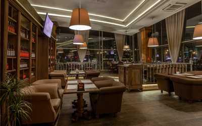 Банкетный зал ресторана BBQ на Бухарестской фото 2