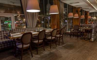 Банкетный зал ресторана BBQ на Бухарестской фото 1