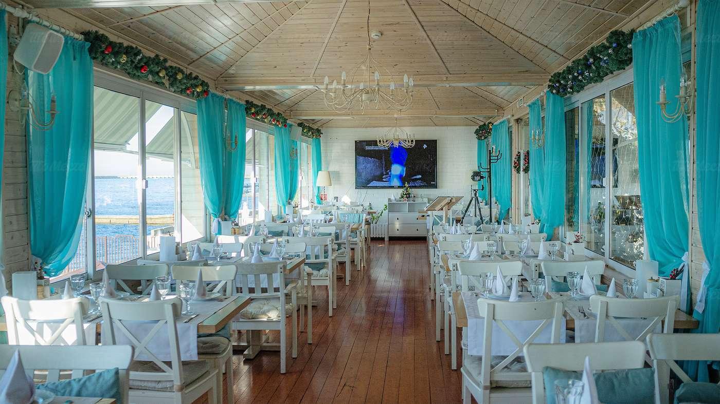 Ресторан Grand Fish Veranda (Гранд Фиш Веранда) на Черноморской фото 3