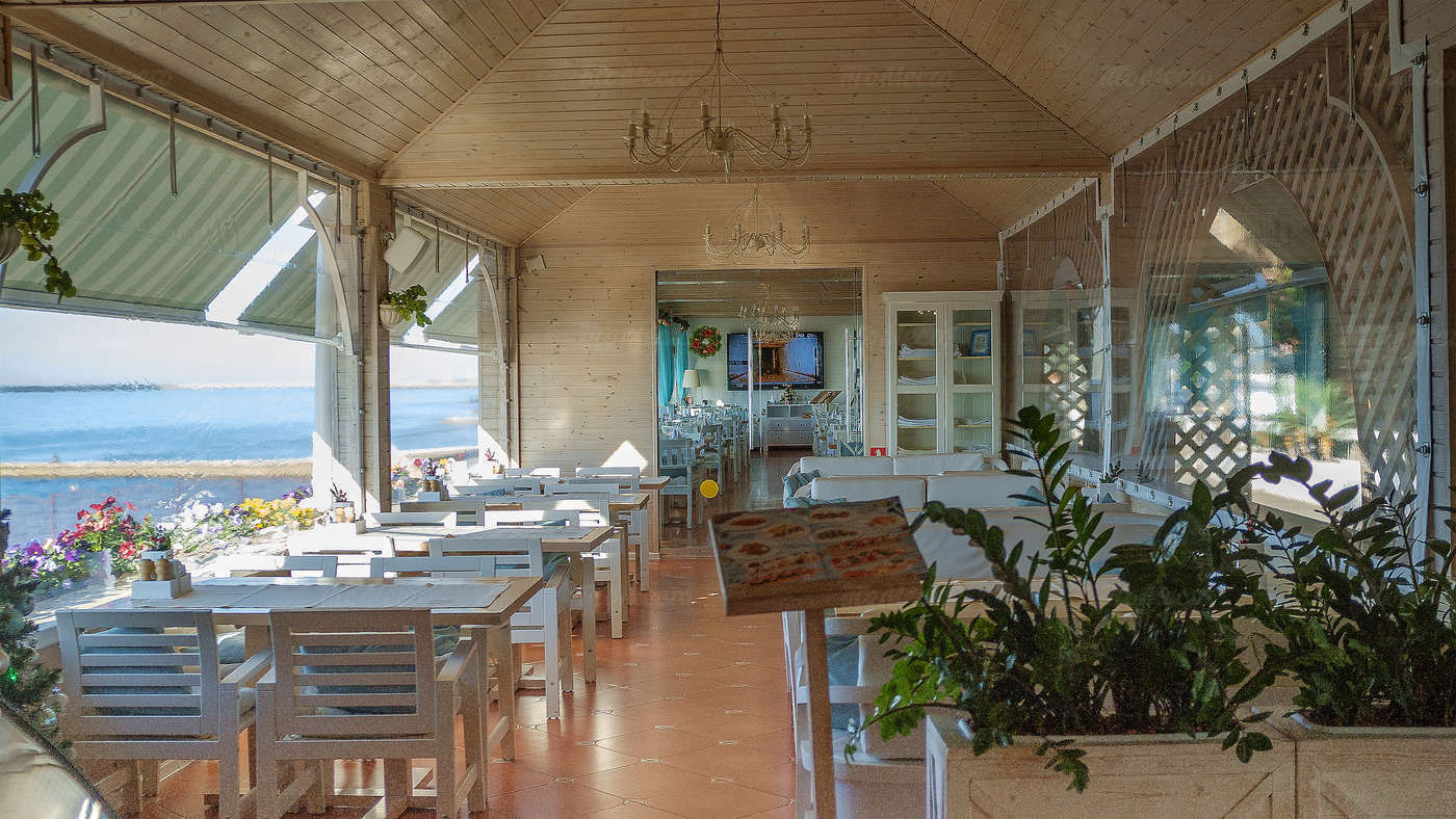 Ресторан Grand Fish Veranda (Гранд Фиш Веранда) на Черноморской фото 4