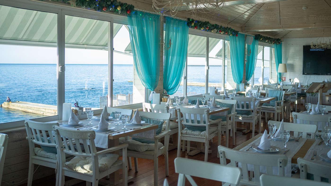 Ресторан Grand Fish Veranda (Гранд Фиш Веранда) на Черноморской