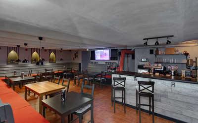 Банкетный зал паба Beer&Wine на ул. Восстания фото 2