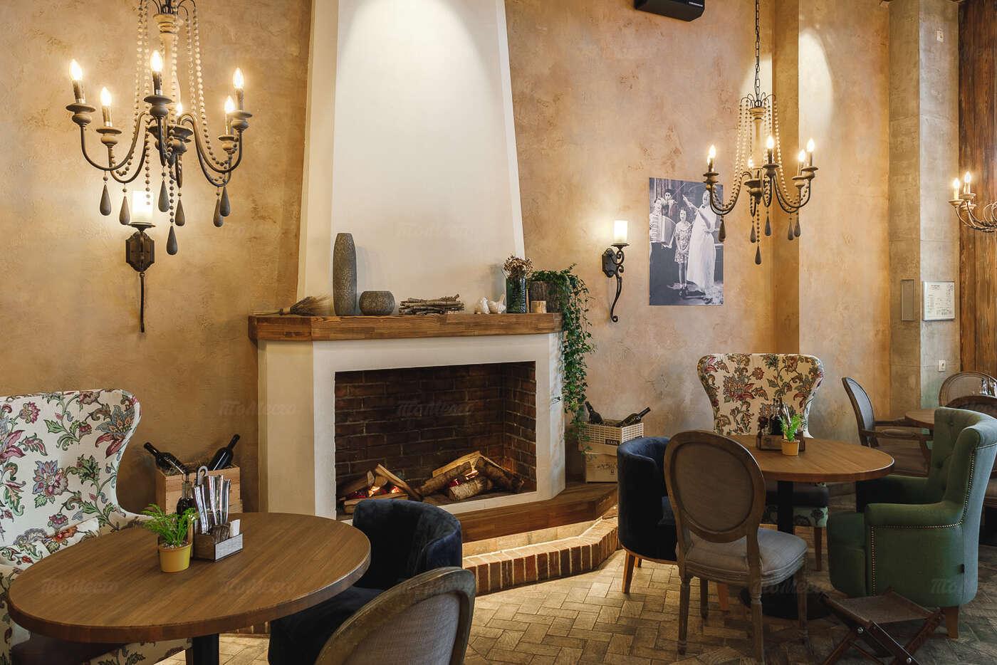 Ресторан Osteria Mario (Остерия Марио) в Котельниках фото 3