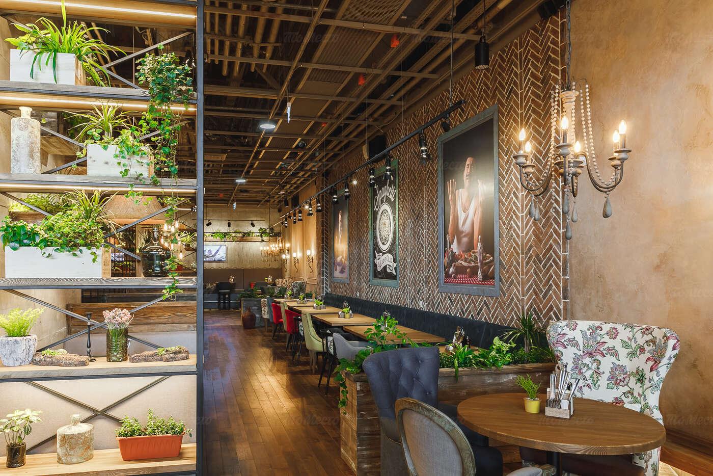 Ресторан Osteria Mario (Остерия Марио) в Котельниках фото 21