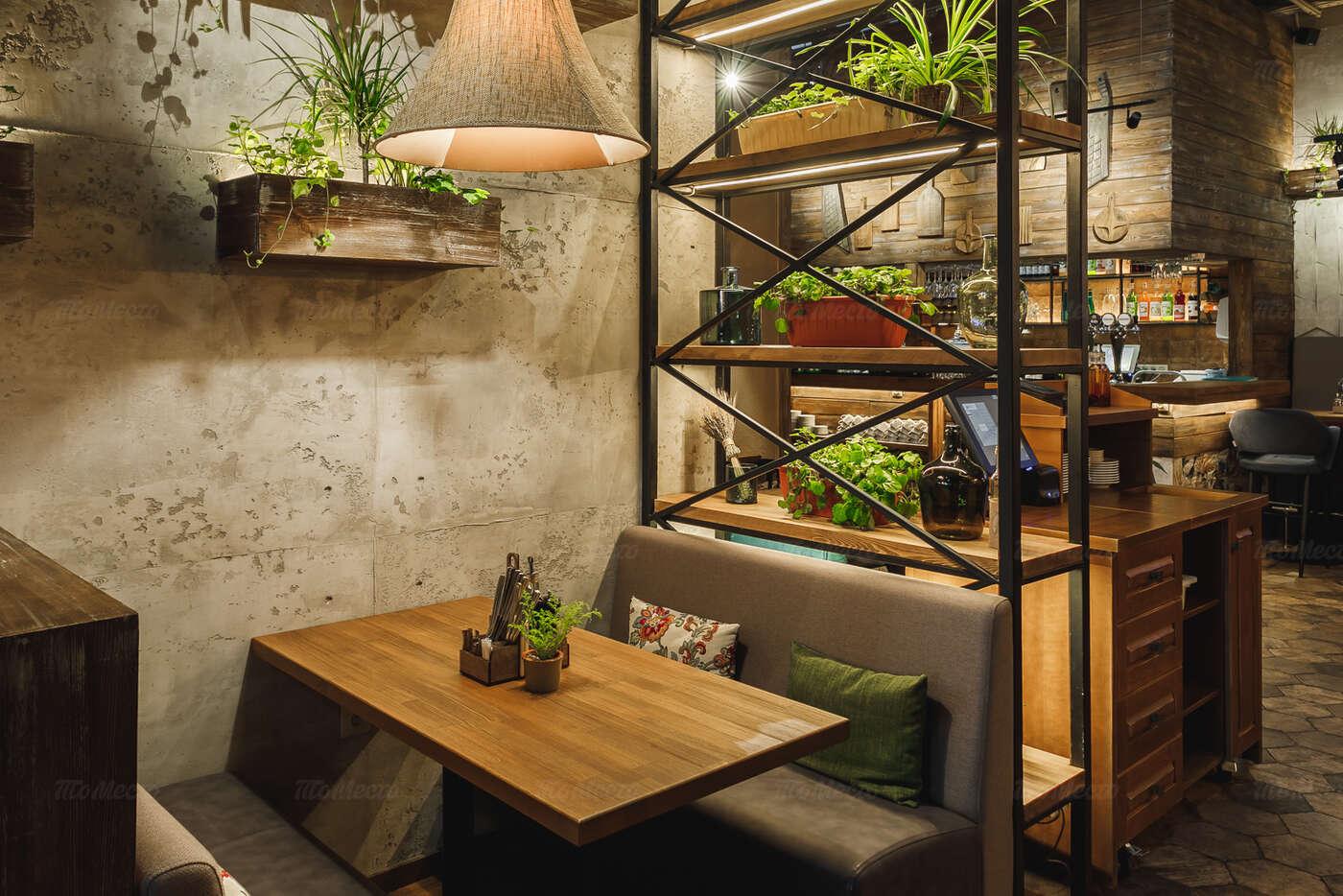 Ресторан Osteria Mario (Остерия Марио) в Котельниках фото 11