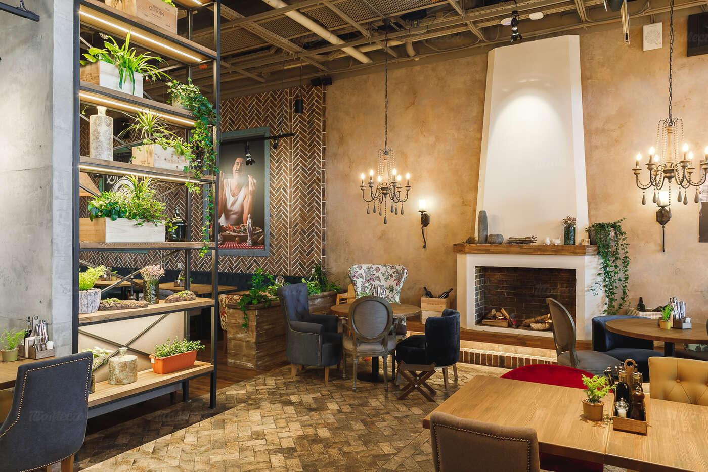 Ресторан Osteria Mario (Остерия Марио) в Котельниках фото 7