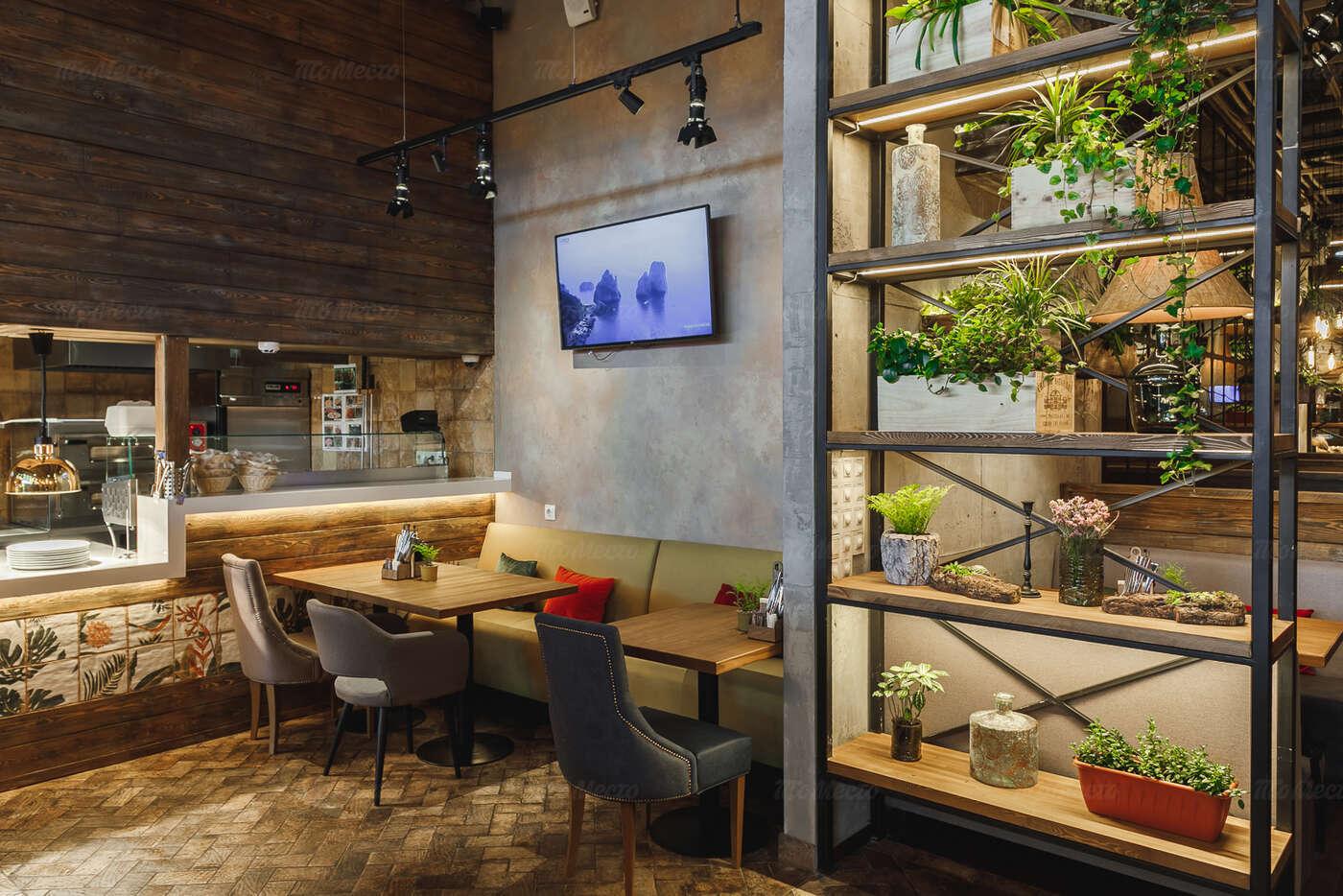 Ресторан Osteria Mario (Остерия Марио) в Котельниках фото 4