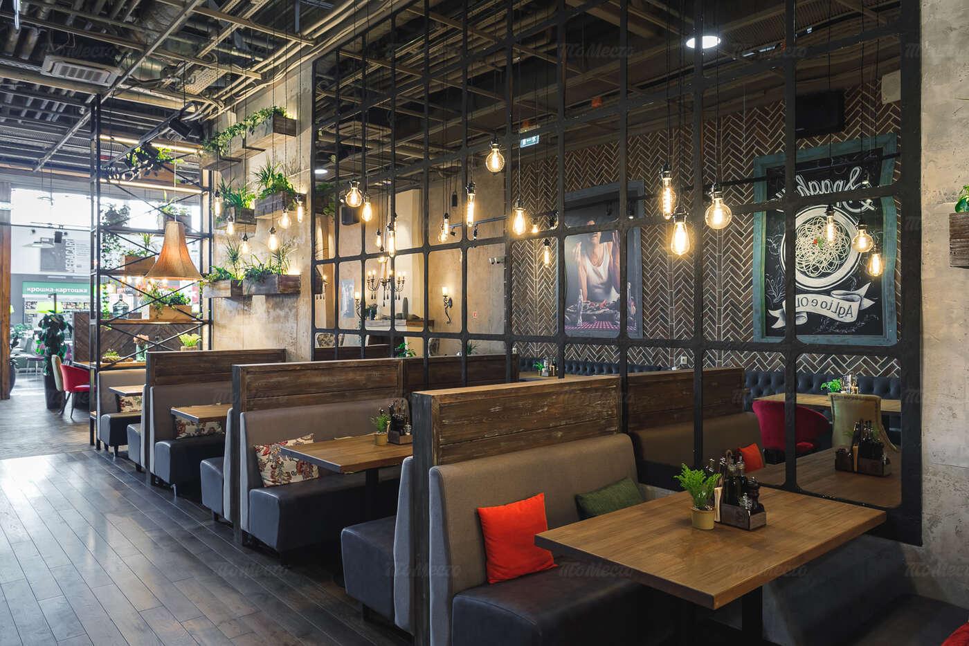 Ресторан Osteria Mario (Остерия Марио) в Котельниках фото 18
