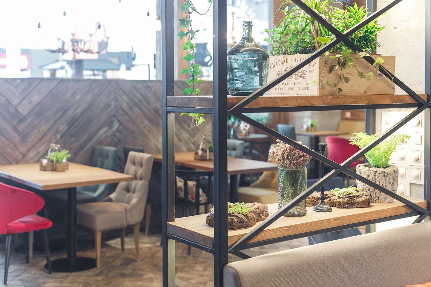 Ресторан Osteria Mario (Остерия Марио) в Котельниках фото 29