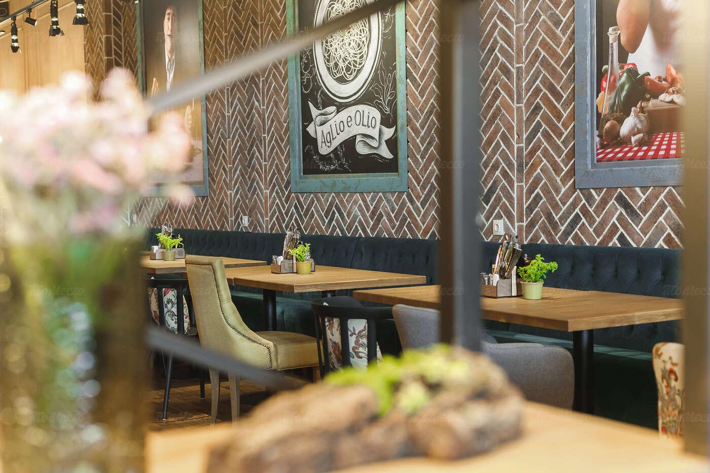 Ресторан Osteria Mario (Остерия Марио) в Котельниках фото 26