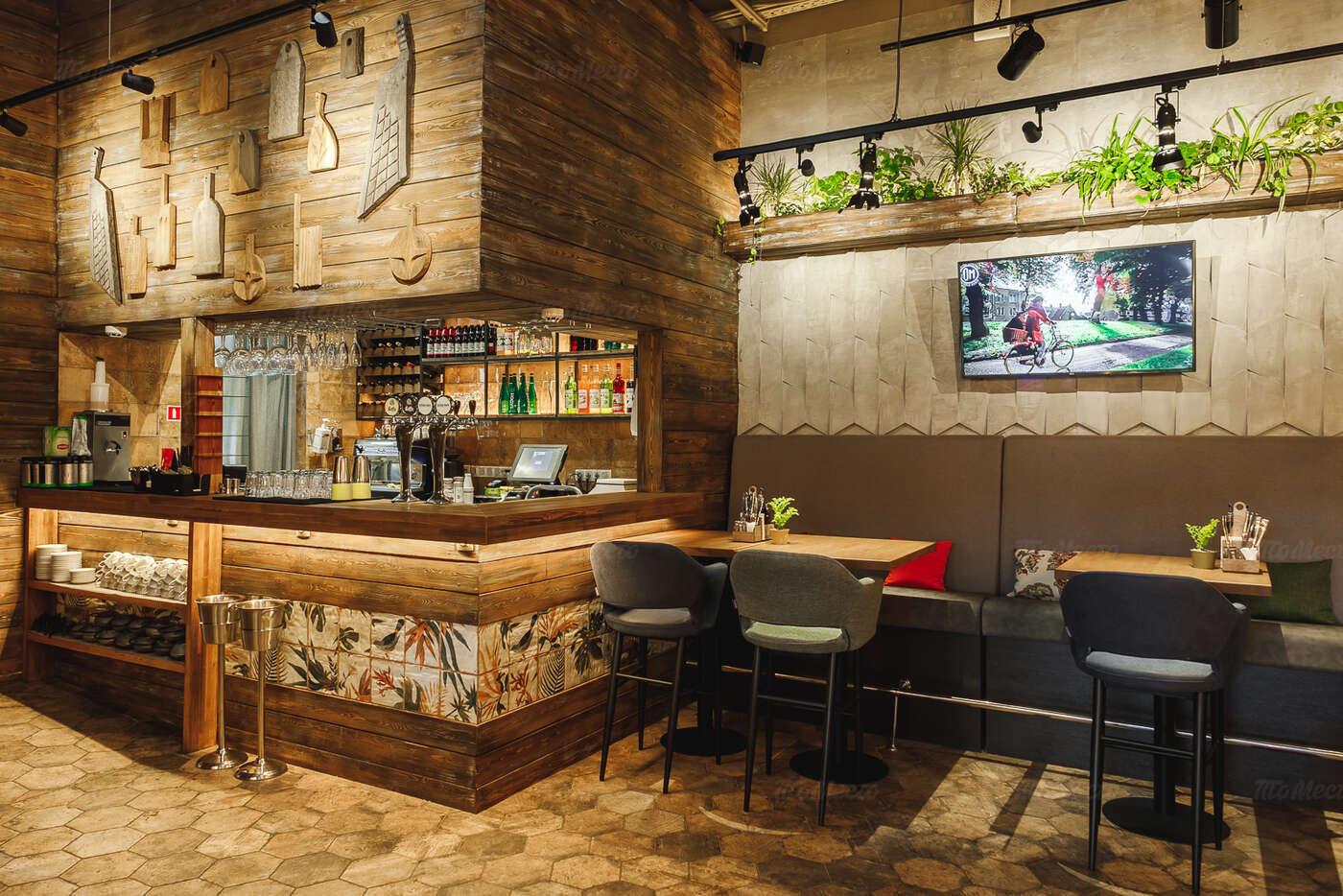Ресторан Osteria Mario (Остерия Марио) в Котельниках фото 14