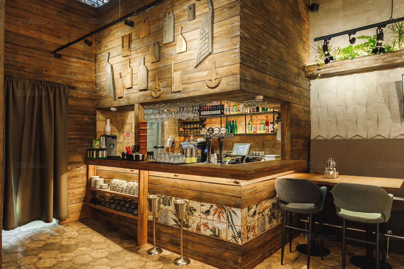 Ресторан Osteria Mario (Остерия Марио) в Котельниках фото 22