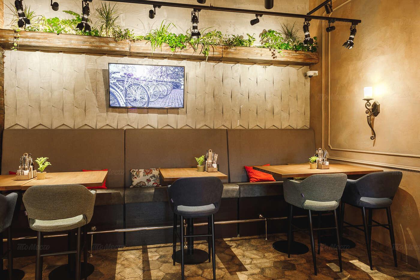 Ресторан Osteria Mario (Остерия Марио) в Котельниках фото 13