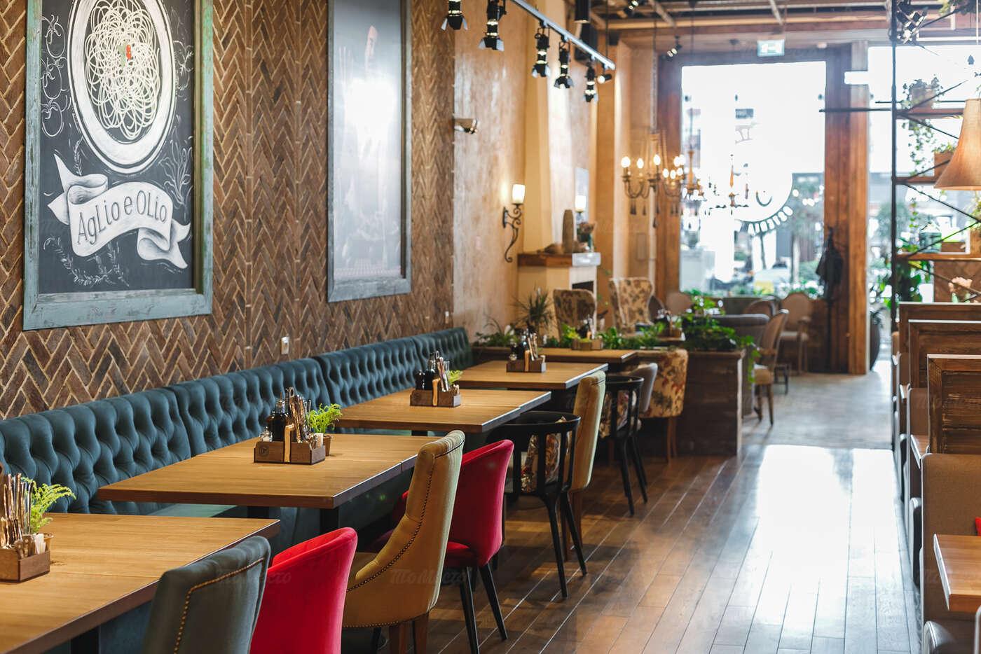 Ресторан Osteria Mario (Остерия Марио) в Котельниках фото 24