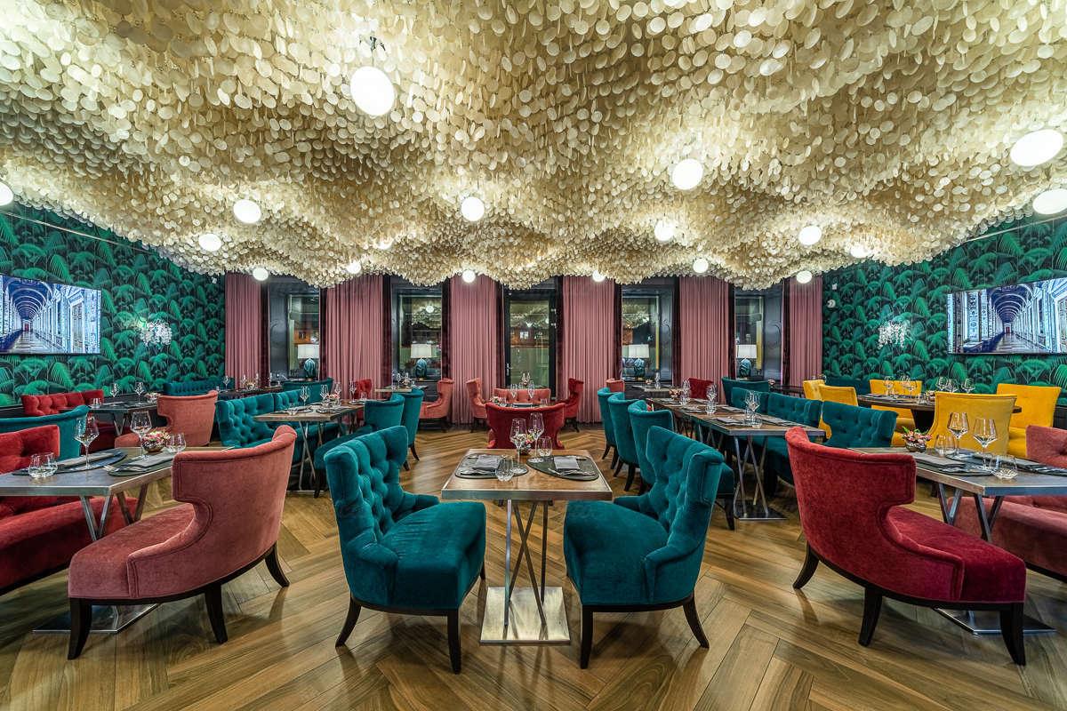 Ресторан Laardo (Лардо) на набережной канала Грибоедова фото 3