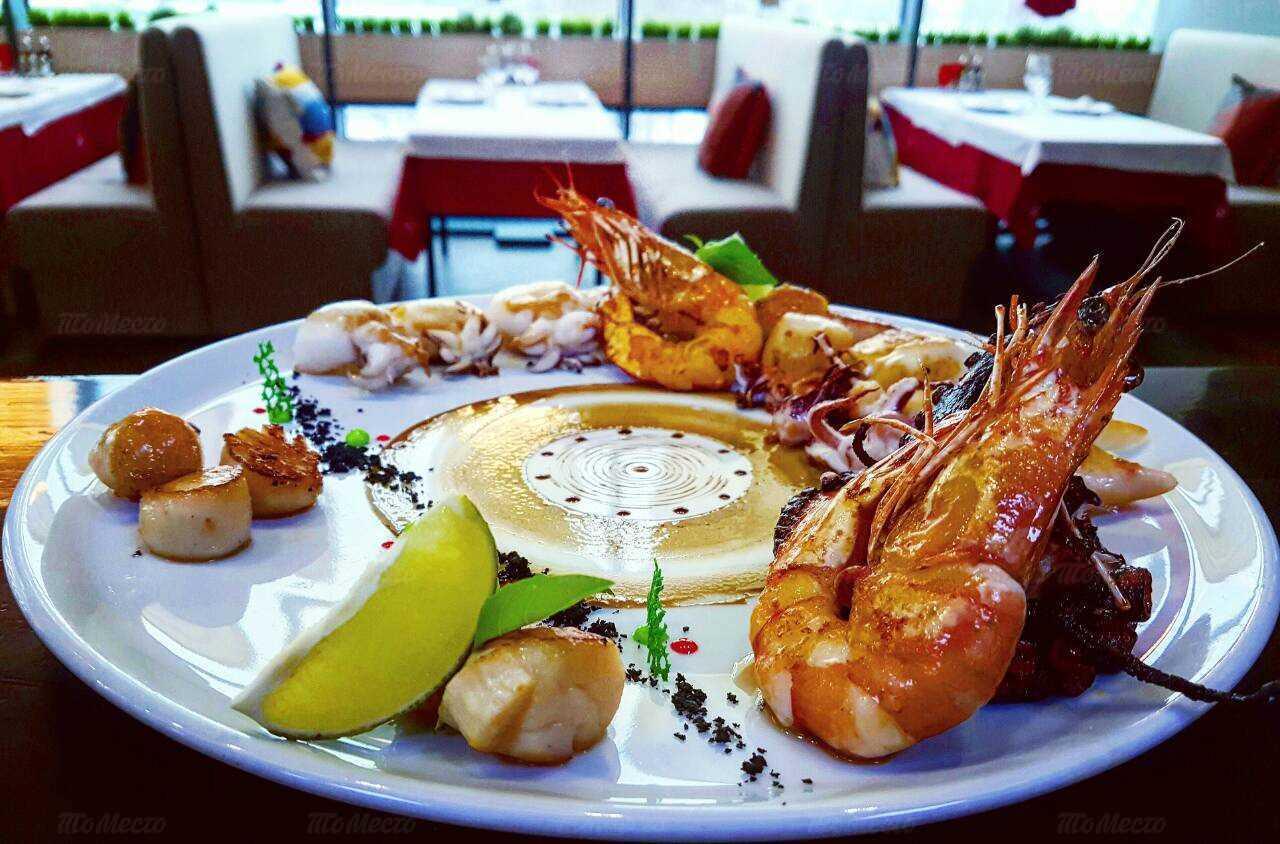 Меню ресторана Порто Мальтезе (Porto Maltese) на Кутузовском проспекте фото 5