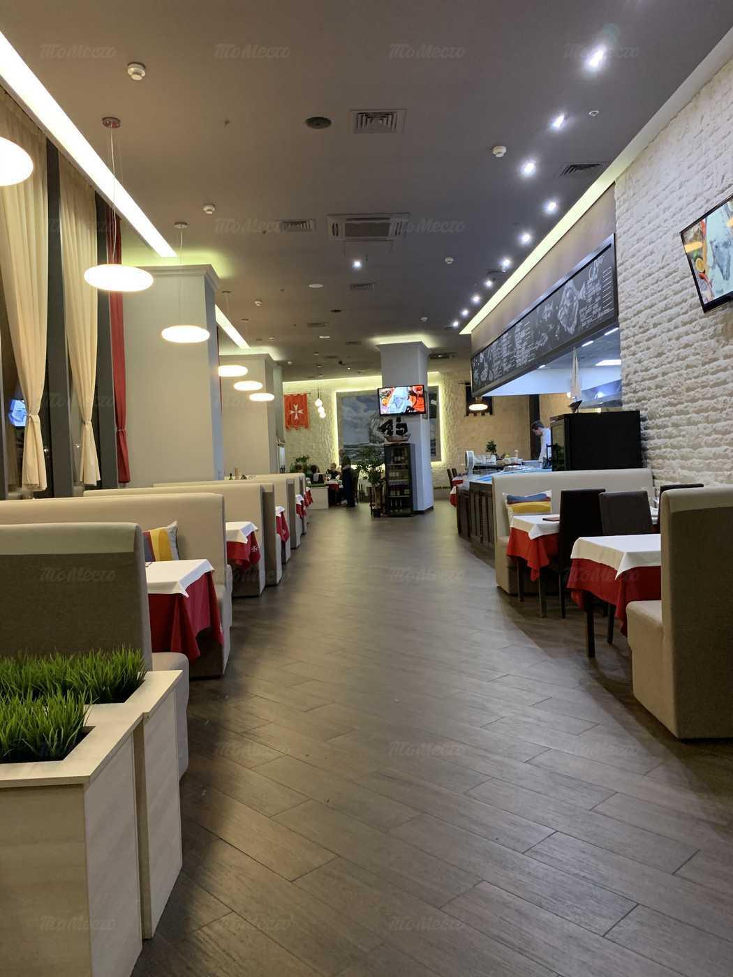 Ресторан Порто Мальтезе (Porto Maltese) на Кутузовском проспекте фото 7