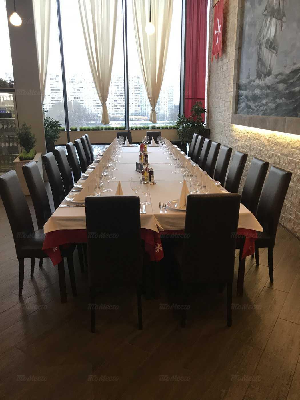 Ресторан Порто Мальтезе (Porto Maltese) на Кутузовском проспекте фото 3