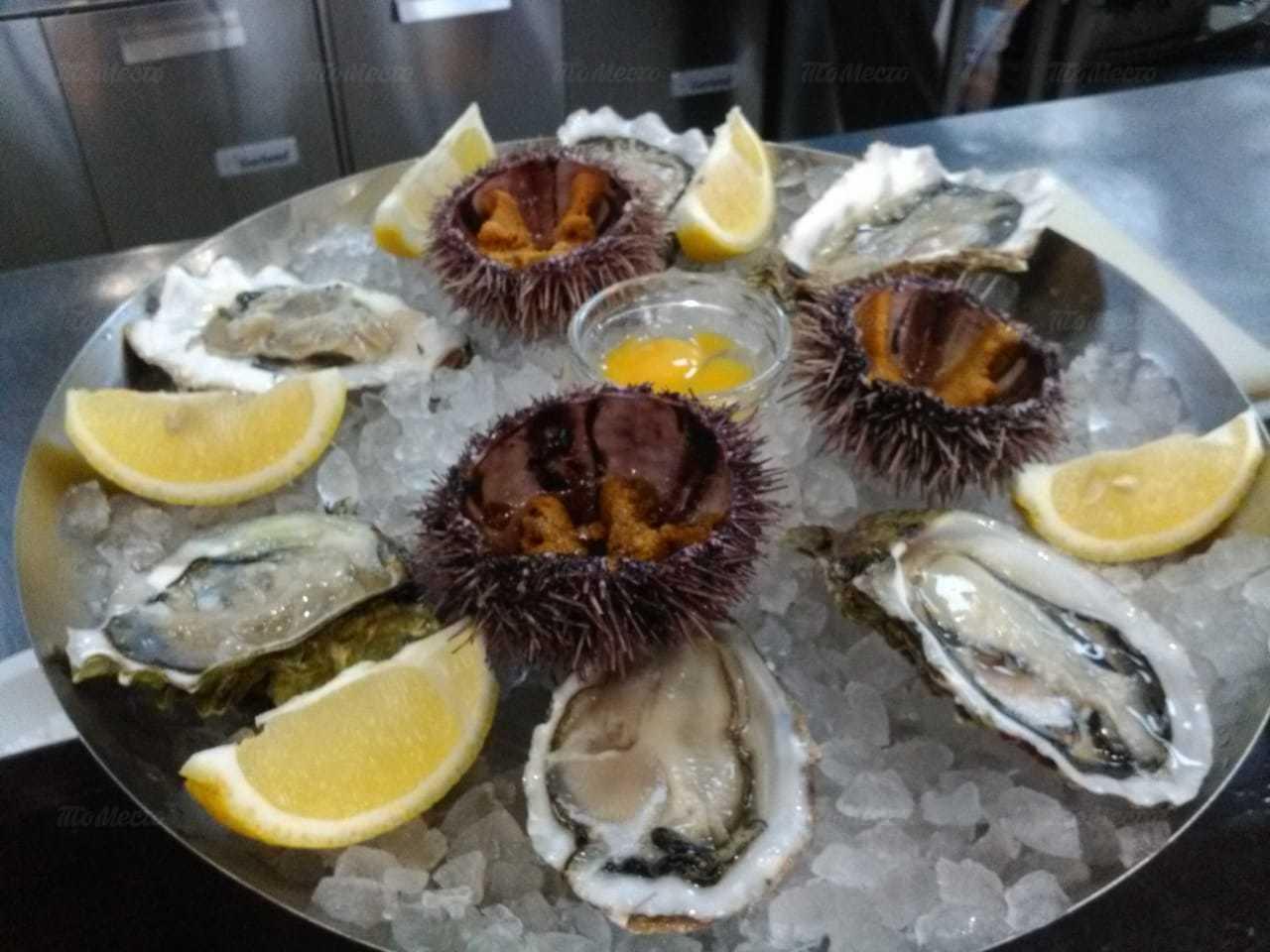 Меню ресторана Порто Мальтезе (Porto Maltese) на Кутузовском проспекте фото 3