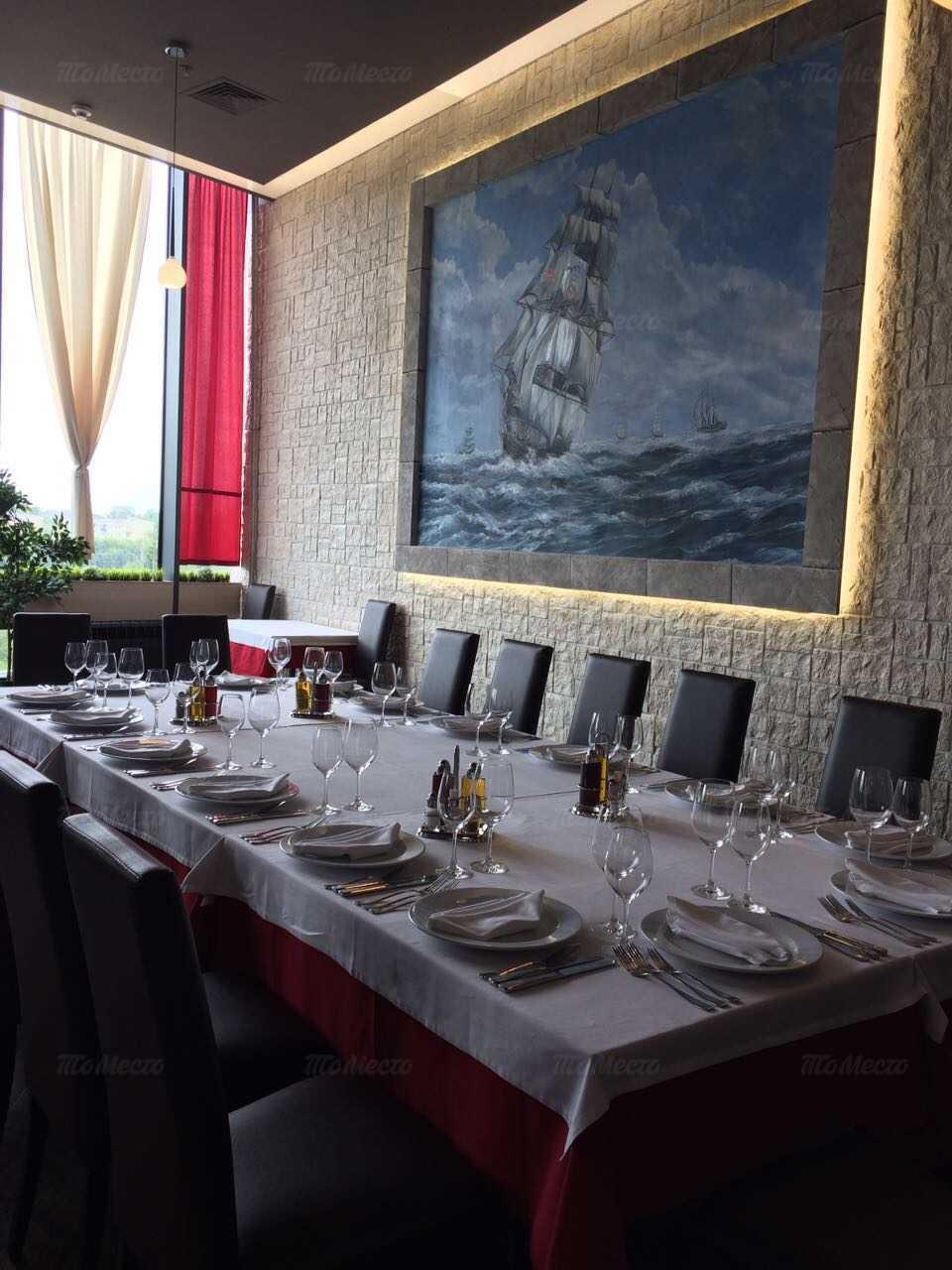 Ресторан Порто Мальтезе (Porto Maltese) на Кутузовском проспекте фото 4