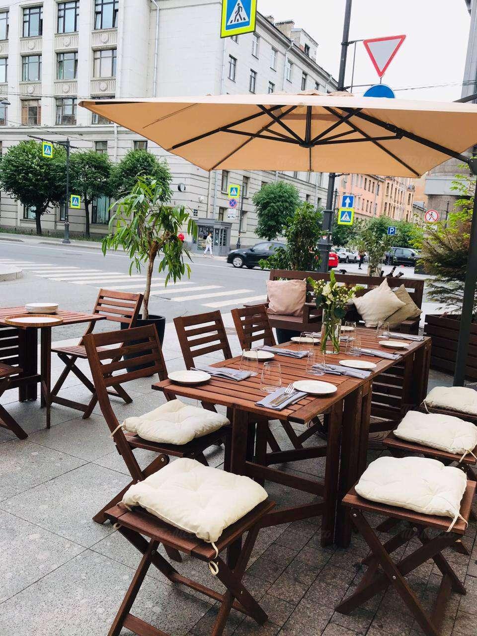 Ресторан Бильбао (Bilbao) на Суворовском проспекте фото 12