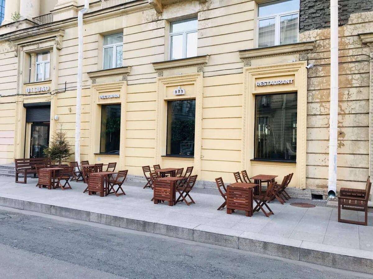 Ресторан Бильбао (Bilbao) на Суворовском проспекте фото 9