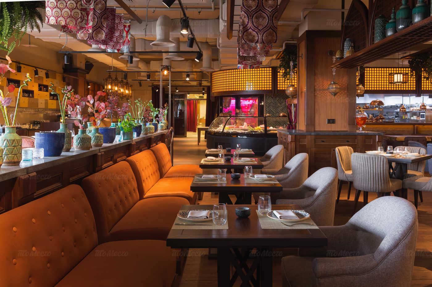 Ресторан Левантин (Levantine) на Новинском бульваре фото 26