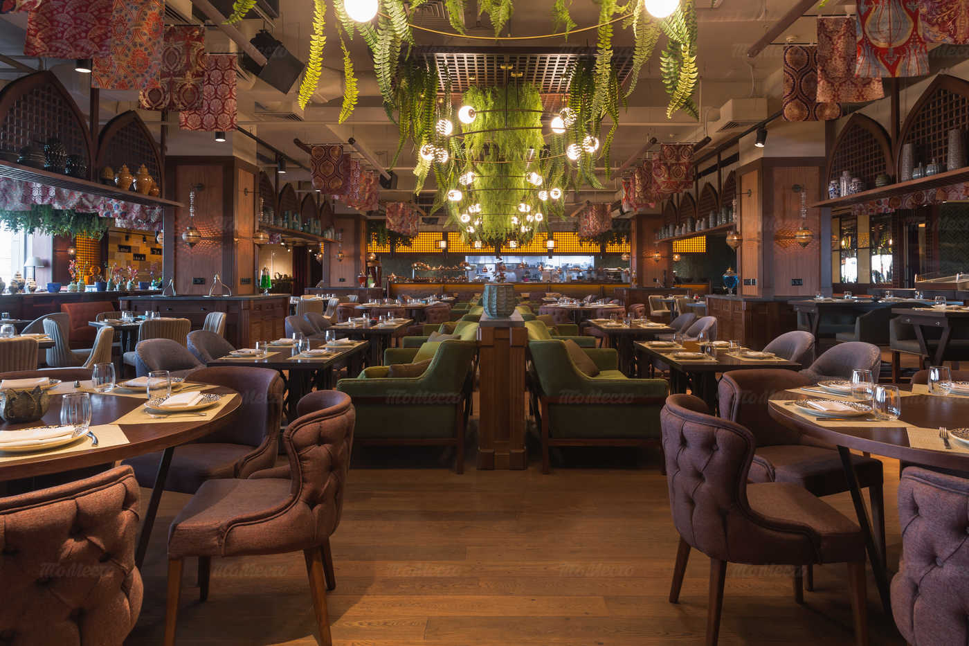 Ресторан Левантин (Levantine) на Новинском бульваре фото 5