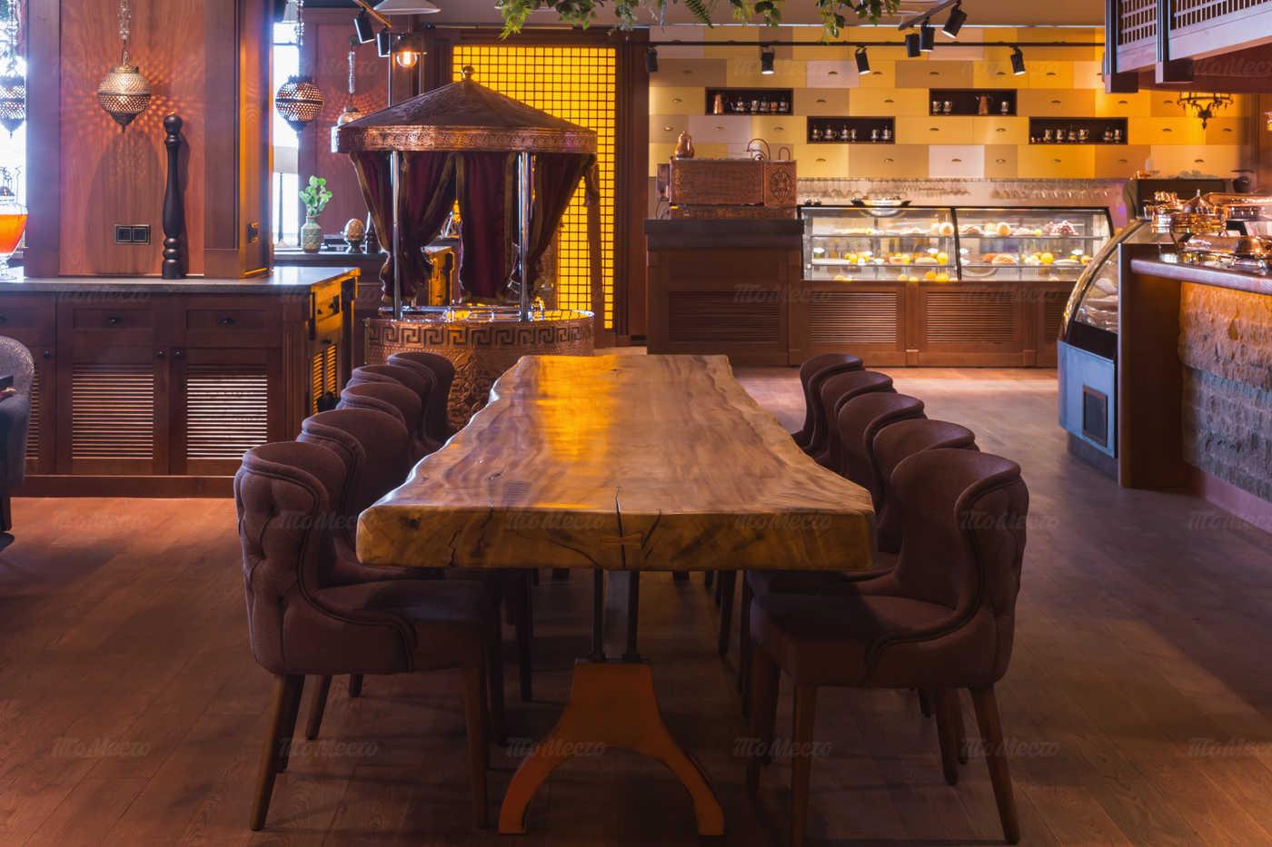 Ресторан Левантин (Levantine) на Новинском бульваре фото 19