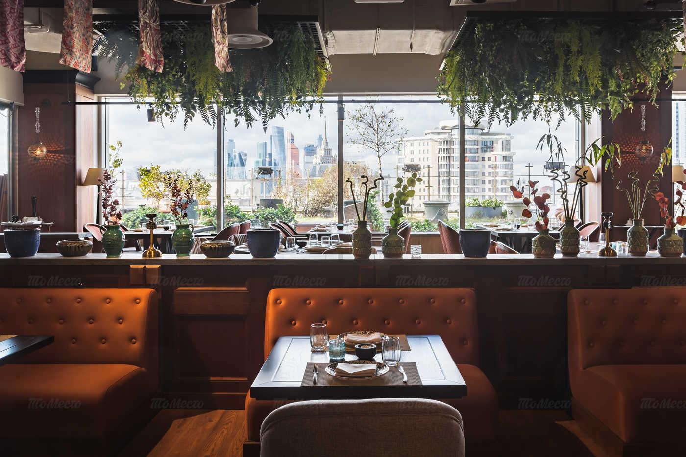 Ресторан Левантин (Levantine) на Новинском бульваре фото 4