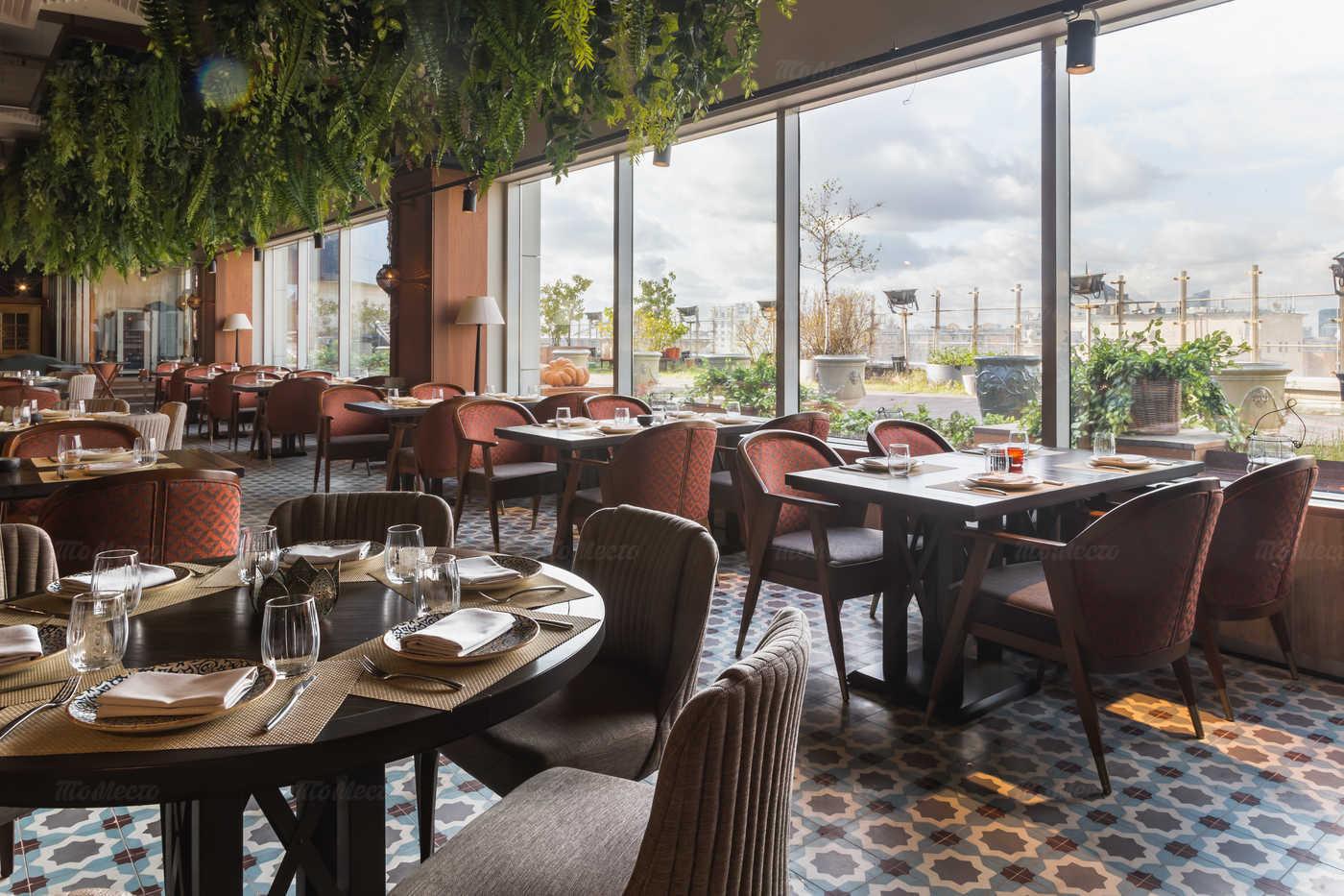 Ресторан Левантин (Levantine) на Новинском бульваре фото 15