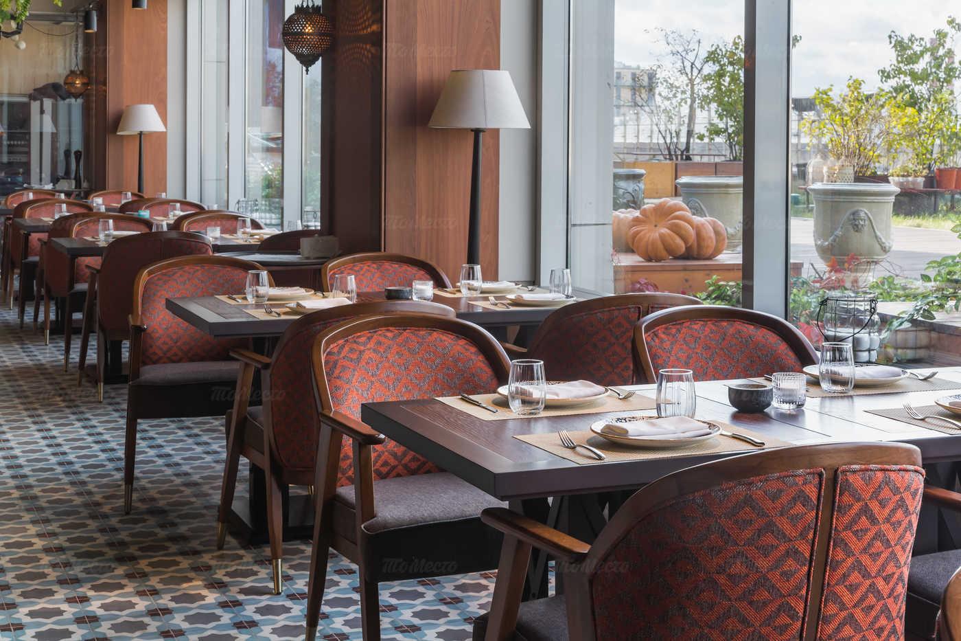 Ресторан Левантин (Levantine) на Новинском бульваре фото 16
